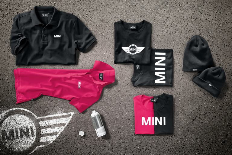 MINI Merchandise, MINI Apparel